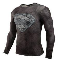 T-shirt Superman - Manches longues