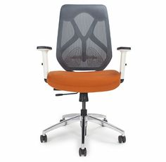 Ideal for both home and professional use, the Wyatt Roswell chair is extremely well made and equally comfortable. Mesh Chair, Home Office Chairs, Good Posture, Home Goods, Grey, Modern, Furniture, Design, Home Decor
