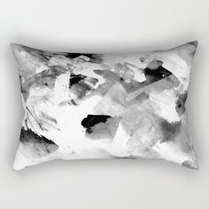 """Our Rectangular Pillow is the ultimate decorative accent to any room. Made from 100% spun polyester poplin fabric, these """"lumbar"""" pillows feature a double-sided print and are finished with a concealed zipper for an ideal contemporary look. Includes faux down insert. Available in small, medium, large and x-large. #pillow #homedecor #decor #couch #sofa #bedroom #bedinterior #interiordesign #abstract #cool #minimalisme #home #cozy #pillowcase"""