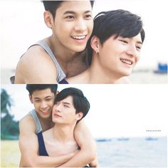 SingtoKrist / Sotus Gay Couple, Couple Kissing, Web Series, Series Movies, Web Drama, Asian Love, Bad Romance, Actors & Actresses, Thai Drama