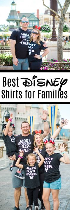 Best DIY Disney Shirts for Families - Life Shirts - Ideas of Life Shirts - Best Disney Shirts for Families- Free file for Silhouette and Cricut Disney World Tips And Tricks, Disney Tips, Walt Disney, Disney Cruise, Disney Magic, Disney Secrets, Funny Disney Shirts, Disney Shirts For Family, Family Vacation Shirts
