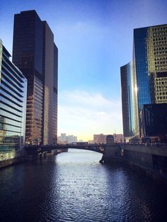 Part of Chicago River