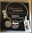 Alex And Ani Boston Skyline Bangle Bracelet Russian Silver NWT - Alex, Bangle, Boston, bracelet, Russian, silver, Skyline - http://designerjewelrygalleria.com/alex-ani/alex-and-ani-boston-skyline-bangle-bracelet-russian-silver-nwt/