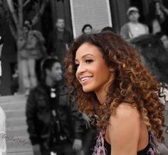 danielle peazer - i want her hair!