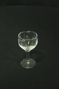 Fancy wine glass