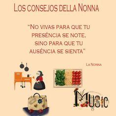 Como todos los martes, que nosotros descansamos, la Nonna, nos da su consejo. #FelizMartes #Donostia