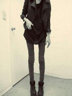 WAY too skinny