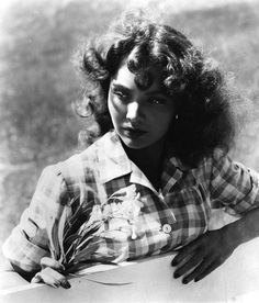 Jennifer Jones, Duel in the sun, King Vidor, 1946