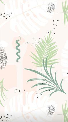 Spring Wallpaper, Flower Wallpaper, Mobile Wallpaper, Instagram Frame, Watercolor Wallpaper, Funny Arabic Quotes, Earth Tones, Color Trends, Graphic Design