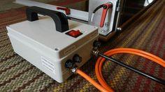 Wire EPS/XPS foam cutter  230V/40V/15A, 600W, drôt Kanthal A 0,7 ; 0,8 mm