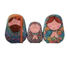 Christmas Nativity Set, Baby Jesus, Mdf Wood, Stone Painting, Christmas Presents, Baby Shoes, Things To Come, The Originals, Etsy