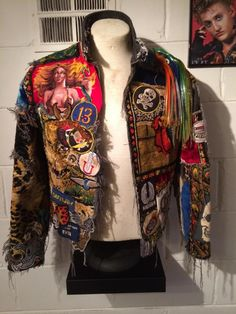 marco's jacket lost boys - Google Search