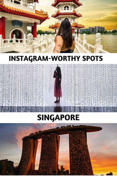 22 Best Instagram-worthy Spots In Singapore