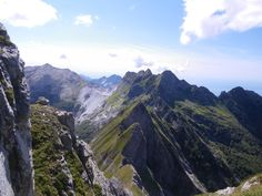 Parco Regionale delle Alpi Apuane - i want to go to here