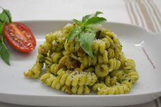Paste cu Pesto Alla Trapanese