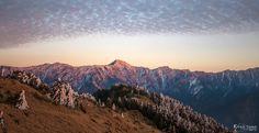 Shining Peaks by Evan Yuan on 500px