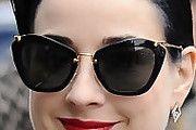 Dita Von Teese Cateye Sunglasses
