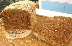 Receita de Pão Integral Sem Ovos e Sem Açúcar Tortas Light, Banana Bread, Low Carb, Gluten, Chocolate, Desserts, Food, Lactose, Health