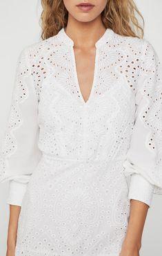 Denim Midi Dress, Crop Dress, Dress Skirt, Stylish Dresses, Dresses For Sale, Casual Dresses, Casual Tops For Women, Blouses For Women, Shop Vetements