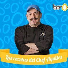 Conoce todas las recetas del chef en www.bonovo.mx #Bonovo #SaldelCascarón #Huevos #Cocina #Food #Comida #Delicioso #ChefAquilesChavez