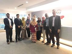 Demonstration of Chatbot Team products collaborating with DayThree in Employee Provident Fund (EPF) HQ at Kuala Lumpur  5/2/2018