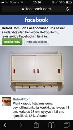 Credenza, Home Kitchens, Nostalgia, Memories, Cabinet, Retro, Storage, Furniture, Home Decor