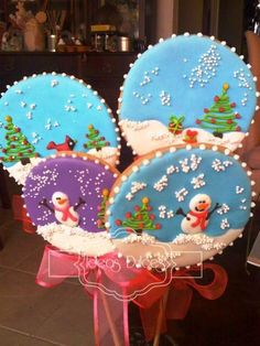 Christmas Cookies, Gingerbread House & More