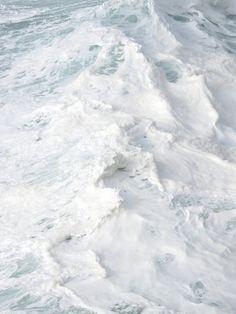 White waves #PureWhite