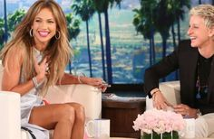 "Jennifer Lopez expresses her dislike for the term ""cougar"" and calls it sexist: ""I hate that they have a label for a woman who would date a younger guy. If a younger guy is interested in you, what's the big deal? What's the word for the man who's after younger girls? I'm not after younger guys. If younger guys like me then that's one thing. But there's like guys who just go after younger woman. They have no name. No label."""