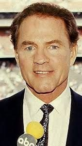 RIP -Frank Gifford 8-16 -1930- 8-9-2015 Famous Pro- Football Player,TV Sportscaster, actor Married to  TV host Kathy Lee Gifford.