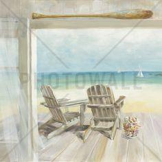 Seaside Morning - Wall Mural & Photo Wallpaper - Photowall