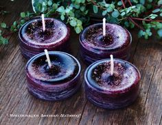 Making candles is a great hobby or business endeavor. For those who have the basics down cold, consider experimenting with the art of making hand dipped candles. Candle Art, Candle Chandelier, Candle Magic, Candle Spells, Candle Wall Sconces, Taper Candles, Diy Candles, Tea Light Candles, Tea Lights