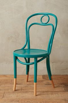 Scrolled Bentwood Dining Chair, Circle - anthropologie.com