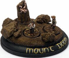 2004 Los Angeles - Lord of the Rings Group or Large Model - Demon Winner, the unofficial Golden Demon website Ring Game, Battle Games, Armies, Middle Earth, Lord Of The Rings, Lotr, The Hobbit, Dungeons And Dragons, Tabletop