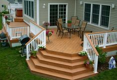manufactured home deck - Google Search