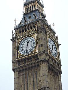 Big Ben London, England Reloj, time