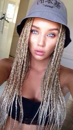 My Thoughts On White Women Wearing Braids And Other Kinky Styles