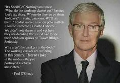 Politics uk paul o grady Admire Quotes, Me Quotes, Corporate Crime, Brave New World, Anti Racism, Working Class, Oppression, Weird Facts, Thought Provoking