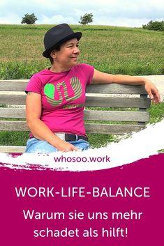 Wie sieht deine Work-Life-Balance aus? Wenn sie dich mehr stresst als sie dir bringt dann läuft wohl etwas falsch. Warum du sie getrosst aus deinem Kopf streichen kannst erfährst du hier. Work Life Balance, Trends, Coaching, Mens Tops, Stressed Out, Future, Training, Beauty Trends