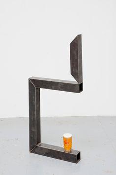 Jack Lavender, Beer Sculpture