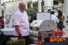 Texas Pete at Vegas Uncork'd   ©2012 TW Garner Food Co  #TexasPete #VegasUncork'd @Bon Appetit