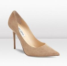 30f31cf5fb1a need you in my life suede jimmy choo pumo with ciggy heel