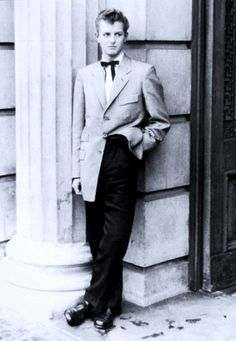 Teddy Boys created fashion that was specifically for the youth for the first time. Originating in Britain, these were young men who wore clothing with a slight Edwardian flare.