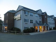 CrestHill Suites, Albany NY www.cresthillsuites.com/