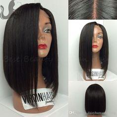 Wholesale Silk Top Full Lace Wigs Bob Lace Front Wig Unprocessed Brazilian Black Human Hair Silk Base Bob Wig Glueless For Black Women Wigs For Women Wigs For Sale From Daisyhumanhairwig, $142.83| Dhgate.Com