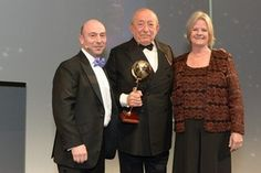 Mr. Stanley Tollman, Founder and Chairman of The Travel Corporation, Leads the Accolades at the Travel Weekly Globe Awards 2013