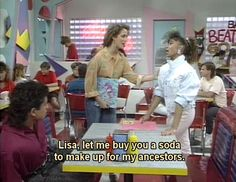 """""""Saved By The Bell"""" -hubby still like this show."""