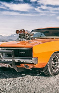 """h-o-t-cars: """" 1969 Dodge Charger Dodge Muscle Cars, Best Muscle Cars, American Muscle Cars, Charger Rt, 1969 Dodge Charger, Best Classic Cars, Us Cars, Ford Mustang Gt, Vintage Cars"""