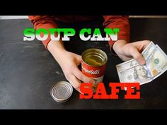 He Puts A Bowl Over A Can Of Soup. Seconds Later? Your Stuff Will NEVER Be Stolen! - LittleThings.com