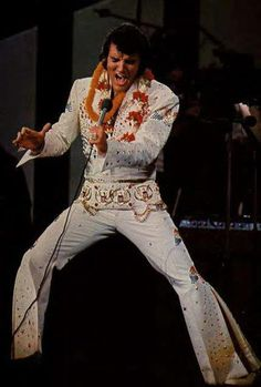 Did you know...there was no ticket charge for the 6,000 member audience of Elvis' Aloha from Hawaii 1973 concert? Instead, Presley asked each member of the audience to pay what they were able and all proceed would go to benefit the Kui Lee Cancer Fund<3